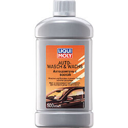 Liqui Moly Auto-Wasch/Wachs (0,5 л.) 7651 Автошампунь с воском
