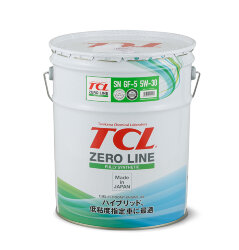 Моторное масло TCL Zero Line 5W-30 (20 л.) Z0200530