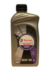 Трансмиссионное масло Total Traxium Axle 8 80W-90 (1 л.) 214144