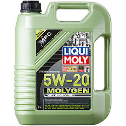 Моторное масло Liqui Moly Molygen New Generation 5W-20 (5 л.) 8540
