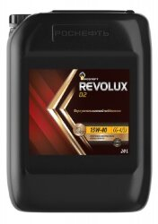 Моторное масло Rosneft Revolux D2 15W-40 (20 л.) 40625869
