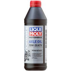 Трансмиссионное масло Liqui Moly Motorbike Axle Oil ATV 10W-30 GL-4 (1 л.) 3094