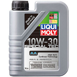Моторное масло Liqui Moly Special Tec AA 10W-30 (1 л.) 7523