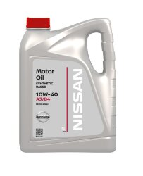 Моторное масло Nissan 10W-40 (5 л.) KE900-99942R