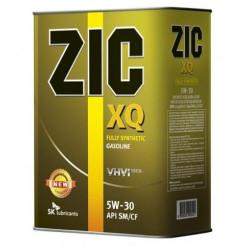 Моторное масло ZIC XQ 5W-30 (4 л.) 163203