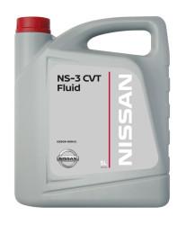 Трансмиссионное масло Nissan NS-3 (5 л.) KE909-99943R