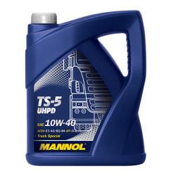Моторное масло Mannol TS-5 UHPD 10W-40 (5 л.) 1130