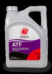 Трансмиссионное масло Idemitsu ATF Type-J (4,73 л.) 30040095-953
