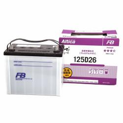 Аккумулятор Furukawa Battery Altica PREMIUM 85Ah 800A 257x170x225 п.п. (+-) 125D26R