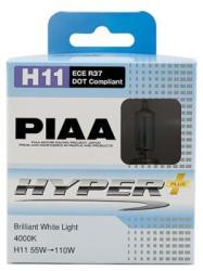 Автолампа PIAA Bulb Hyper Plus H11 4000K HE-834-H11
