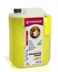 Охлаждающая жидкость Totachi Extended Life Coolant -40C (4 л.) 43704