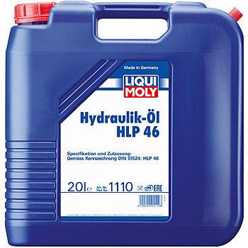 Гидравлическое масло Liqui Moly Hydraulikoil HLP 46 (20 л.) 1110