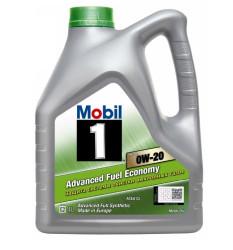 Моторное масло Mobil 1 ESP x2 0W-20 (4 л.) 153791