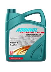 Моторное масло Addinol Premium 0540 C3 5W-40 (4 л.) 4014766250896