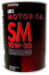 Моторное масло Toyota 10W-30 SM (1 л.) 08880-09306