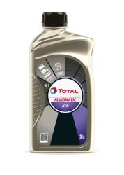 Трансмиссионное масло Total Fluidmatic ATX (1 л.) 213755