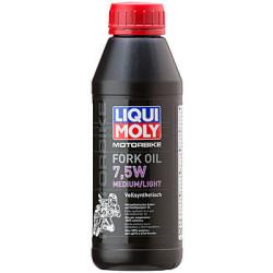 Масло Liqui Moly Motorbike Fork Oil Medium/Light 7,5W (0,5 л.) 3099