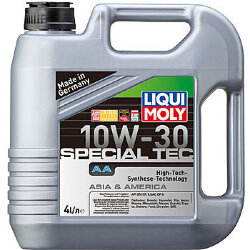Моторное масло Liqui Moly Special Tec AA 10W-30 (4 л.) 7524