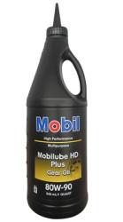 Трансмиссионное масло Mobil (USA) Mobilube HD Plus 80W-90 (1 л.) 071924448070