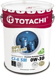 Моторное масло Totachi Premium Economy Diesel 0W-30 (20 л.) 4562374690813