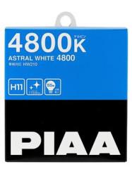Автолампа PIAA Bulb Astral White H11 4800K HW210-H11