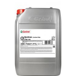 Трансмиссионное масло Castrol Syntrax Limited Slip 75W-140 (20 л.) 155F2B