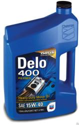 Моторное масло Chevron Delo 400 Multigrade 15W-40 (3,785 л.) 023968346379