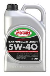 Моторное масло Meguin Megol Motorenoel Ultra Performance Longlife 5W-40 (5 л.) 6328