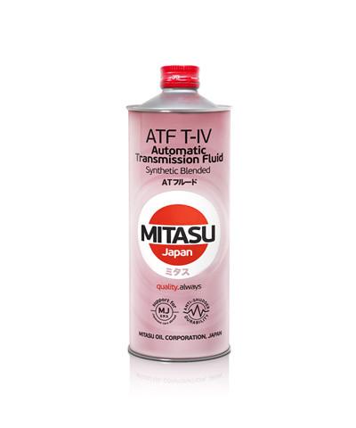 Трансмиссионное масло Mitasu ATF T-IV (1 л.) MJ3241