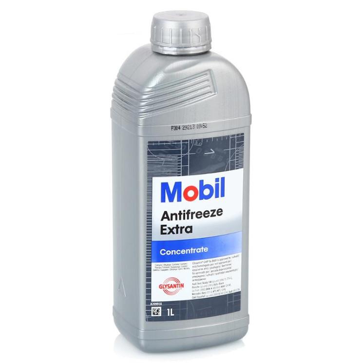 Охлаждающая жидкость Mobil Antifreeze Extra (1 л.) 151157