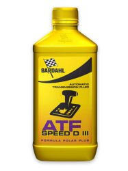 Трансмиссионное масло Bardahl ATF Speed D III (1 л.) 433040