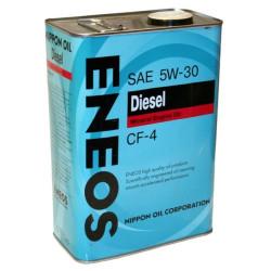 Моторное масло Eneos Diesel 10W-30 CF-4 (1 л.) Oil1310