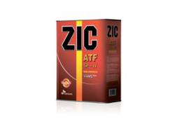 Трансмиссионное масло ZIC ATF SP 4 (4 л.) 163151