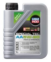 Моторное масло Liqui Moly Special Tec AA 5W-20 (1 л.) 7620