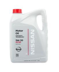 Моторное масло Nissan 5W-30 (5 л.) KE900-99943