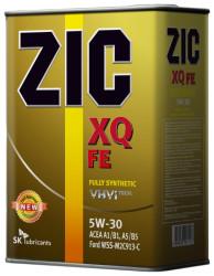 Моторное масло ZIC XQ FE 5W-30 (4 л.) 167146