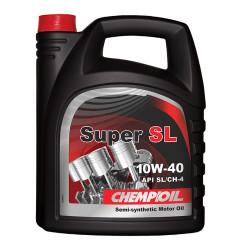Моторное масло Chempioil Super SL 10W-40 (5 л.) S1181