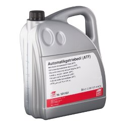 Трансмиссионное масло Febi Automatikgetriebeol ATF (5 л.) 101161