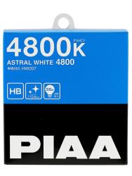 Автолампа PIAA Bulb Astral White HB 4800K HW207-HB