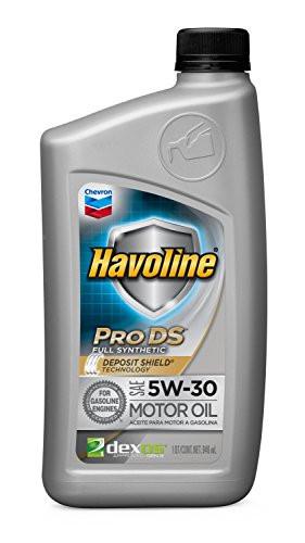 Моторное масло Chevron Havoline Motor Oil Pro DS 5W-30 (1 л.) 076568796457