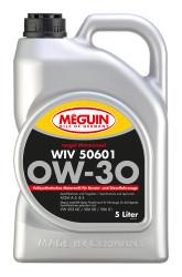 Моторное масло Meguin Megol Motorenoel WIV 50601 0W-30 (5 л.) 6322