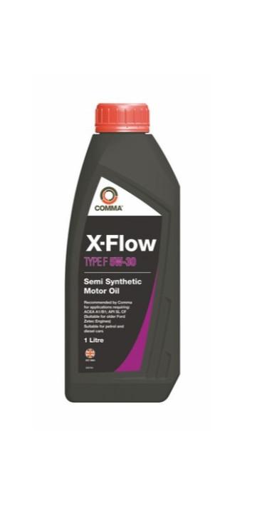 Моторное масло Comma X-Flow Type F 5W-30 (1 л.) XFF1L