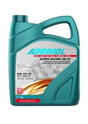 Моторное масло Addinol Super Racing 5W-50 (4 л.) 4014766250322