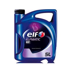 Трансмиссионное масло Elf Elfmatic G3 (5 л.) 103864