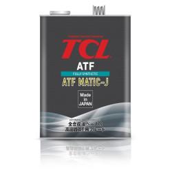 Трансмиссионное масло TCL ATF Matic J (4 л.) A004TYMJ