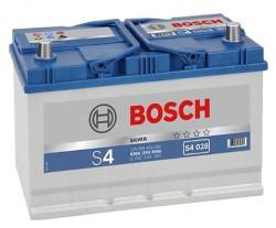 Аккумулятор Bosch S4 95Ah 830A Silver 306x173x225 о.п. (-+) 0092S40280