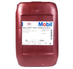 Моторное масло Mobil 1 Super 3000 X1 Formula FE 5W-30 (20 л.) 153394