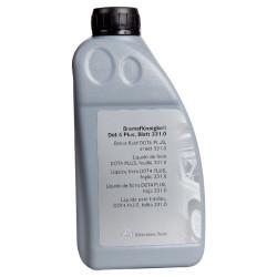 Тормозная жидкость Mercedes DOT 4 Plus 331.0 (1 л.) A000989080713