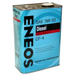 Моторное масло Eneos Diesel 10W-30 CF-4 (4 л.) Oil1313