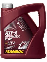 Трансмиссионное масло Mannol A-Suffix (4 л.) 1357